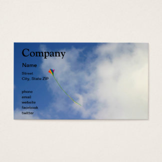 Kite Business Card