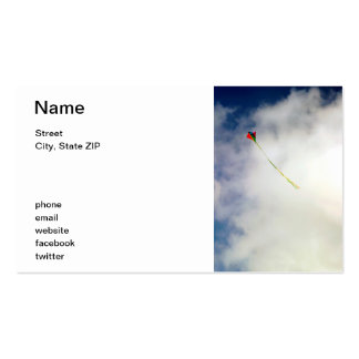 Kite Pack Of Standard Business Cards