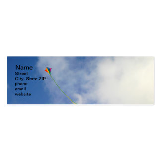 Kite Pack Of Skinny Business Cards