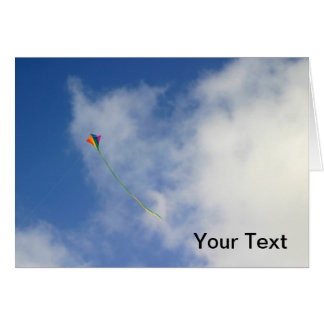 Kite Stationery Note Card