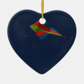 Kite Christmas Ornament