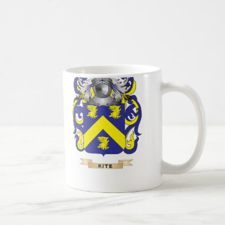 Kite Coat of Arms (Family Crest) Coffee Mug