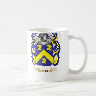 Kite Coat of Arms Family Crest Mug