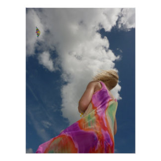 Kite Fantasy Posters