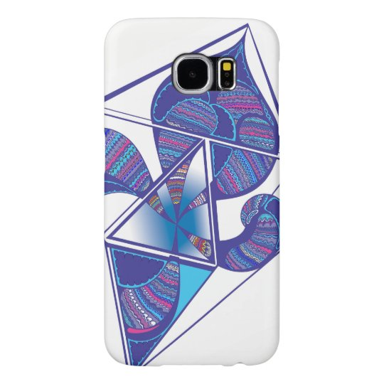 Kite Graphic on Samsung Galaxy S6 Case