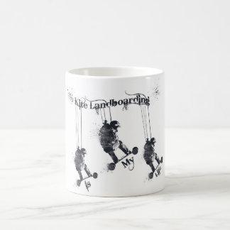 Kite Landboarding Mug