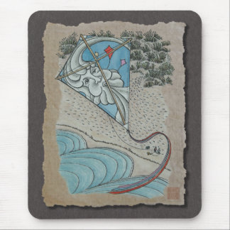 Kite Mr North Wind Mouse Pads