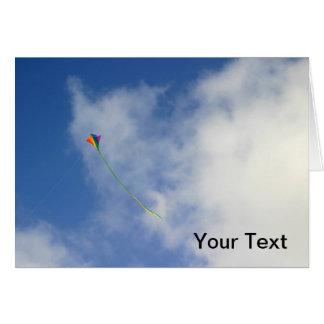 Kite Note Card