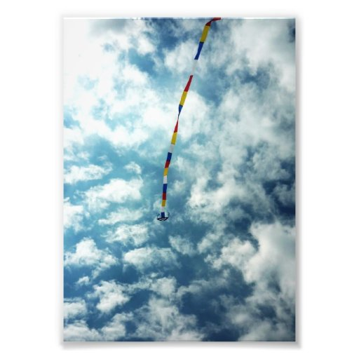 Kite Photographic Print