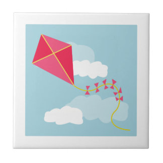 Kite Small Square Tile