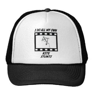 Kite Stunts Mesh Hat