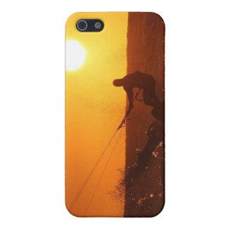 Kite Surfer 4 iPhone 5 Case
