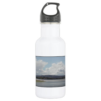 Kite Surfers. Scenic view. 532 Ml Water Bottle