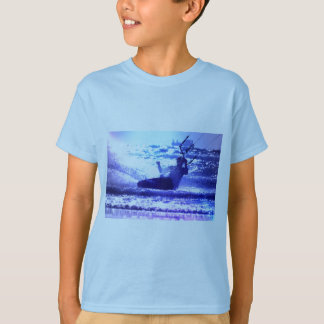 Kite Surfing Kid's T-Shirt