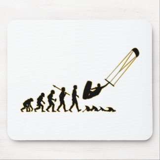 Kite Surfing Mouse Mat