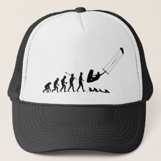 Kite Surfing Trucker Hat