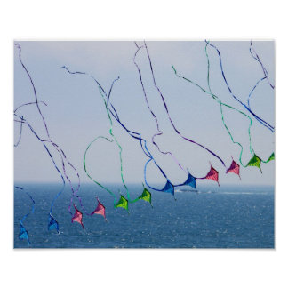 Kite Tails Print