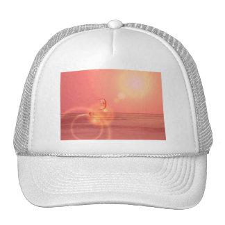 Kiteboarding Sunset Baseball Hat