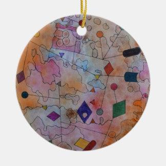 Kites and Balloons. Christmas Ornament
