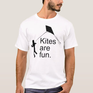 Kites Are Fun T-Shirt