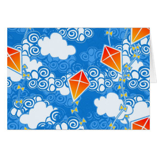 Kites Card
