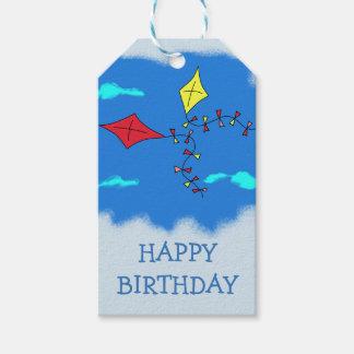 Kites in the Blue Sky Happy Birthday