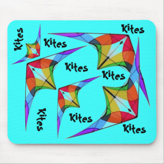 kites mouse pad