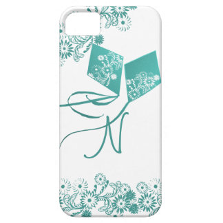 Kites with Monogram iPhone 5 Cover