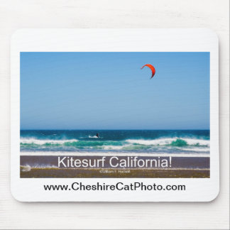 Kitesurf California Products Mouse Pad
