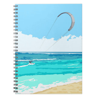Kitesurf Notebook