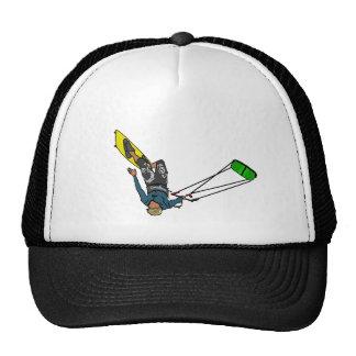 kitesurfer trucker hats
