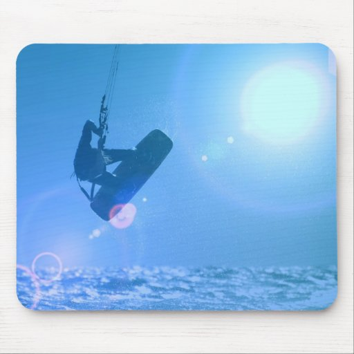 Kitesurfing Air Mouse Pads