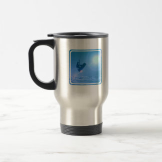 Kitesurfing Air Travel Mug