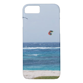 Kitesurfing Beach iPhone 7 Case