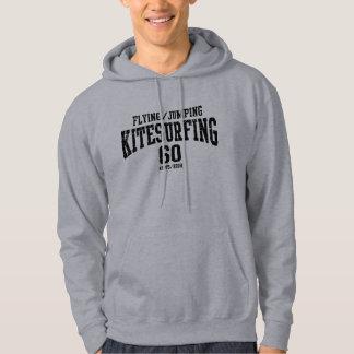 Kitesurfing Hooded Pullovers