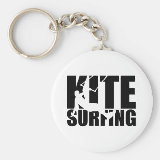Kitesurfing Key Ring
