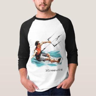 Kitesurfing t-shirt
