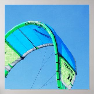 Kiting Print