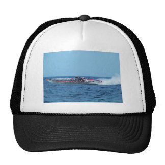 Kiton offshore powerboat. trucker hat