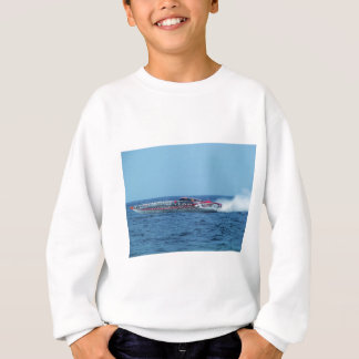 Kiton offshore powerboat. sweatshirt