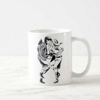 Kitsch Vintage 60's Dancing Teens Mugs