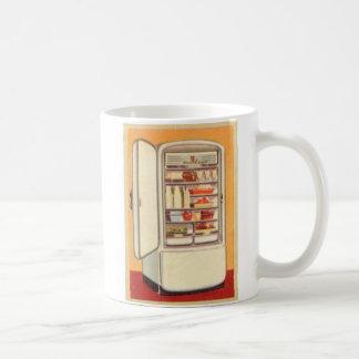 Kitsch Vintage Classic Refrigerator Mug