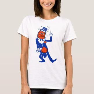 Kitsch Vintage Drunk Hot Dog T-Shirt