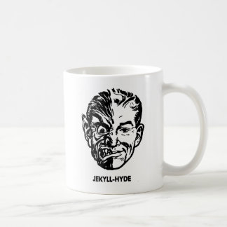 Kitsch Vintage Monster Dr. Jekyll & Mr. Hyde Coffee Mug