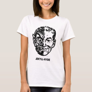 Kitsch Vintage Monster Dr. Jekyll & Mr. Hyde T-Shirt