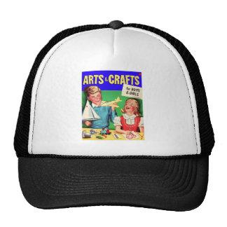 Kitsch Vintage s 'Arts & Crafts' Book Cap