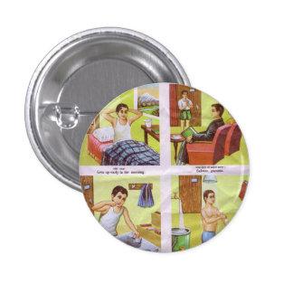 Kitschy Hindu manual Button