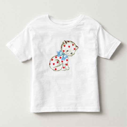 Kitschy Kitty Toddler T-Shirt