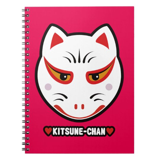 ♥Kitsune-Chan♥ Notebook