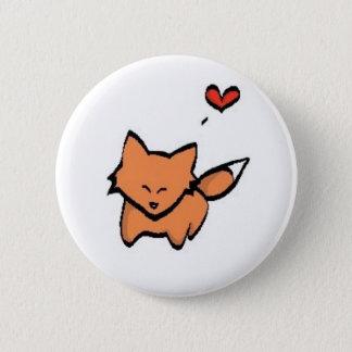 Kitsune Pin